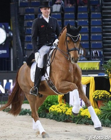German Dressage Squads for 2019 Announced
