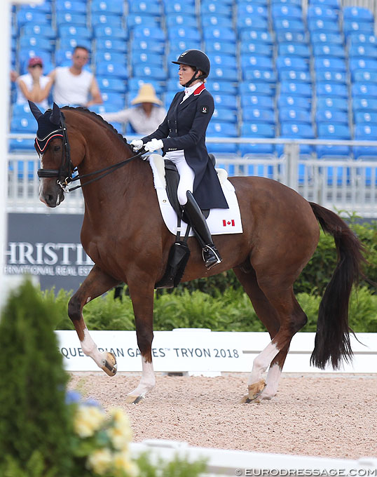 Canadian Dressage Squads for 2019 Announced