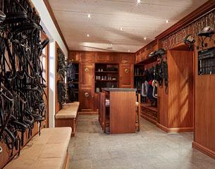 SeBo Interior amp Equipage a Professional Custom Made Tack Room
