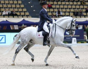 Dragao at the 2017 CDI Munich :: Photo © LL-foto