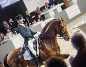 Kapralis at the 2018 Excellent Dressage Sales