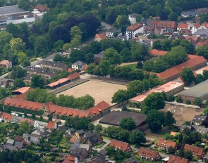 The NRW State Stud in Warendorf