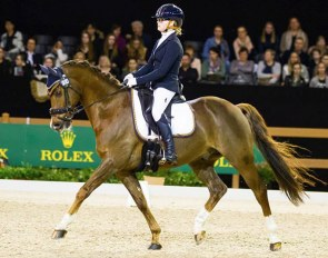 FEI Dressage Pony for Sale: Campsterhoven's Baldato