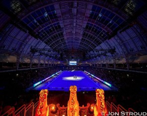 London Olympia Horse Show :: Photo © Jon Stroud