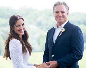 Lucienne Elms and Mark Bellissimo get married!