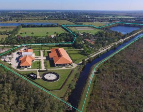 Stunning Equestrian Compound in Gated Las Palmas Community in Wellington, FL