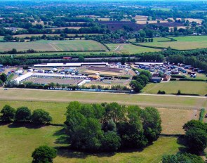 The Hickstead show venue
