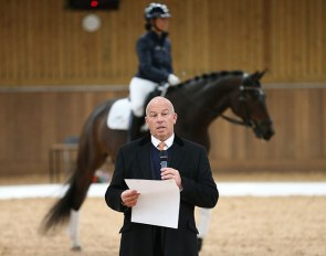 British 5* judge Peter Storr will be the Sunday speaker at the 2020 British National Convention, streamed on Horse & Country TV