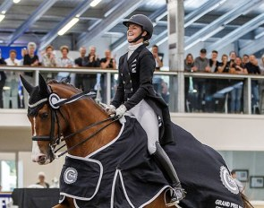 Melissa Galloway and Windermere J'Obei W are the 2020 New Zealand Grand Prix Champions :: Photo © Libby Law