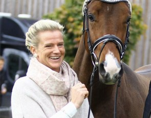 Melanie Wienand and Lemony's Loverboy in 2015. A traumatic brain injury from a riding accident does not hold back Melanie who rose from her ashes as a phoenix and is back in the saddle as a para rider