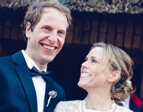 Wilhelm Winkeler and Andrea Müller-Kersten got married