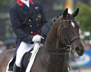 Carl Hester on Escapado :: Photo © Astrid Appels