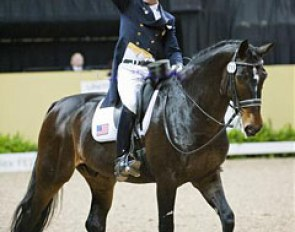 Steffen Peters and Ravel Win the World Cup Grand Prix :: Photo © Eclipse Sportswire