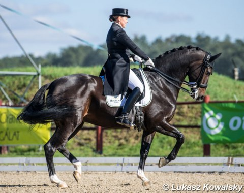 Tosca Visser on Asther de Jeu