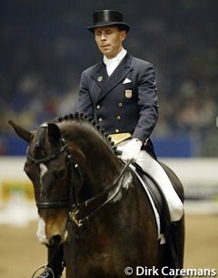 2002 U.S. World Cup League winner Steffen Peters on Grandeur