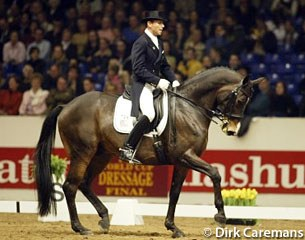 Steffen Peters on Grandeur