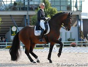 The future of dressage: Victoria Max-Theurer on Augustin