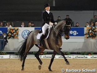 Anabel Balkenhol on Rubins Royal