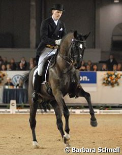 From the Nürnberger Burgpokal finals to the Grand Prix arena -- Oliver Oelrich & Show Star