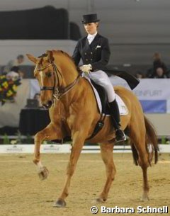 Friederike Hahn and Richard Lowenherz return to the show ring