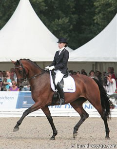 17-year old Annerein Kerbert on Zolena