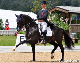 Carl Hester on Uthopia