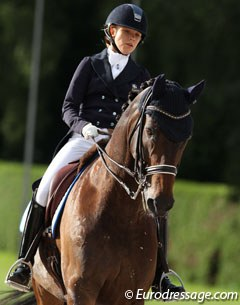 Swedish Filippa Borjeson on Basic (by Bernstein)