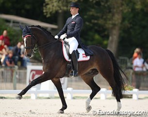 Austrian Oliver Valenta and Rivel are on excellent form in Compiegne!