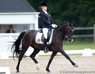 Antonia Arl and Equestricons Defilee de Mode