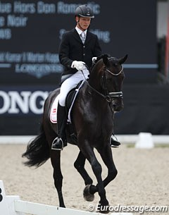Morten Kappel Petersen has bred, raised, trained, competed and owns Kamar's Don Noir Hit