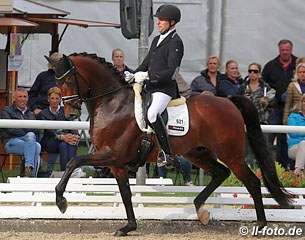 Matthias Bouten on Lord Nunes (by Lord Loxley x Jazz)