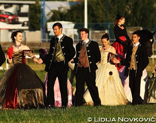 Nobiles of Croatia show