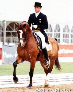 Foltaire at the 2000 CDI Bad Honnef :: Photo © Mary Phelps