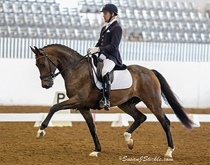 Endel Ots and Samhitas at the 2015 CDI Katy :: Photo © Susan Stickle