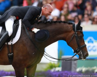 Steffen Peters and Legolas at the 2016 CDIO Aachen :: Photo © Astrid Appels