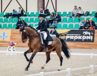 FEI Judges Course and Exam during the 2017 CDI-W Moscow at Maxima Park