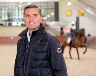 Andreas Helgstrand, founder and managing director of Helgstrand Dressage