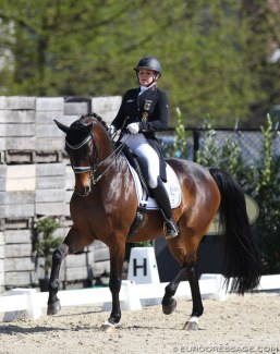 Photo Report: Abbelen Gets an Under 25 First at 2019 CDI