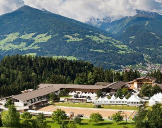 Evelyn and Klaus Haim-Swarovski's Schindlhof on the Tyrolian Alps