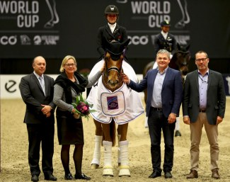 Ride with dressage super stars such as Cathrine Dufour at the 2019 CDI-W Herning