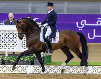 Matthias Rath and Foundation at the 2020 CDI Doha :: Photo © Stefan Lafrentz