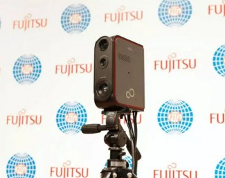 Fujitsu laser cameras to measure a gymnastics performance. The technology is there!