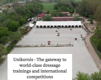 Stable Unikornis in Pilisjaszfalu in Hungary will host a CDN Open Summer Dressage Festival, a CDI-W World Cup Qualifier and the 2020 European Youth Championships in July and August 2020