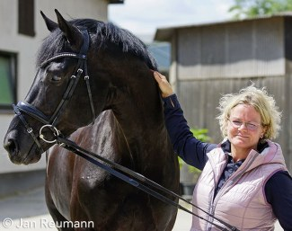 Katja Willers and Zonik One in 2020 :: Photo © Jan Reumann
