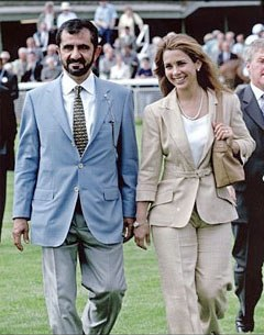 Princess Haya Recuses Herself in Sheik Al Maktoum's Positive Doping Case