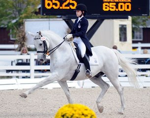 Wizard Conjures up His Second Grand Prix Win at 2011 Dressage at Devon