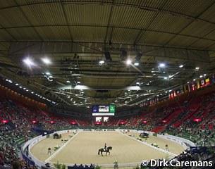 Las Vegas, Gothenburg, Rotterdam Allocated Major Championship Events