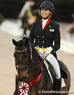 Dressage Rider Megan