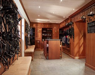 SeBo Interior Equipage a Professional Custom Made Tack Room